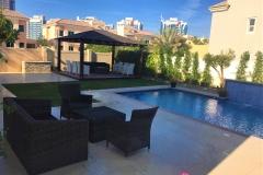 Villa-pool-gazebo