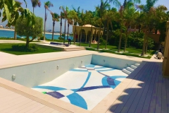 Palm Jumeira Villa swimming pool