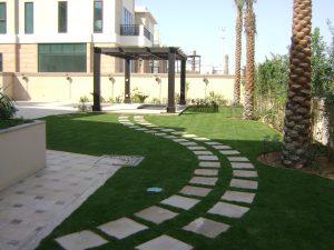pathway walkway