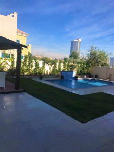 villa pool picture