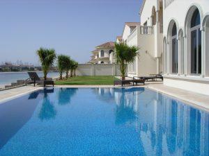 pool private villa